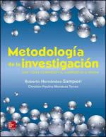 Metodología de la investigación : las rutas cuantitativa, cualitativa y mixta